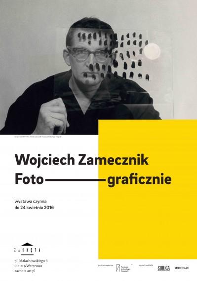 Wojciech Zamecznik Mediateka Zachęta Narodowa Galeria Sztuki