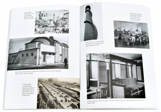 Grafika produktu: Glass houses. Visions and practices  of social modernisation after 1918