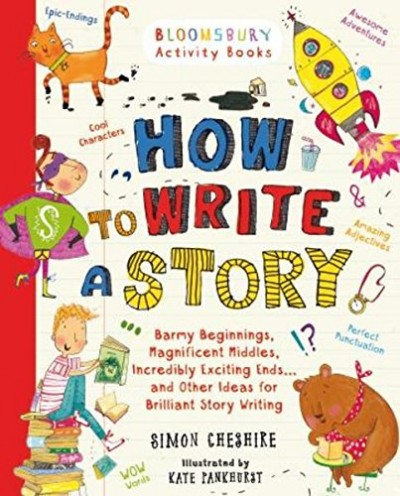 Grafika produktu: How to write a story