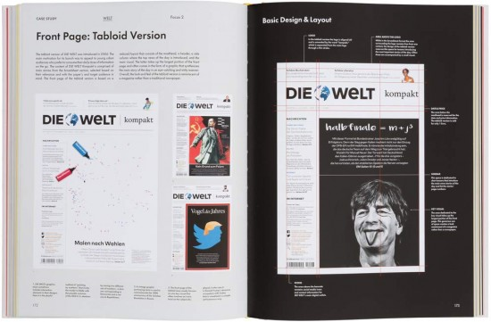 Grafika produktu: Newspaper Design : Editorial Design from the World's Best Newsrooms