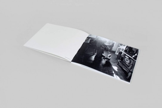 Grafika produktu: Robert Frank: Good Days Quiet