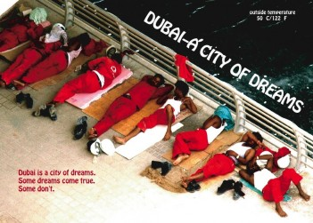 Grafika wydarzenia: Dubai: A City of Dreams (in English)