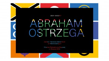 "Grafika wydarzenia: Curatorial walk-through accompanying the exhibition ""Abraham Ostrzega"""
