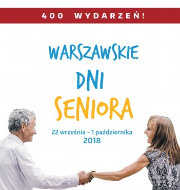 Grafika wydarzenia: Warsaw Senior Days - guided tour (ini Polish)