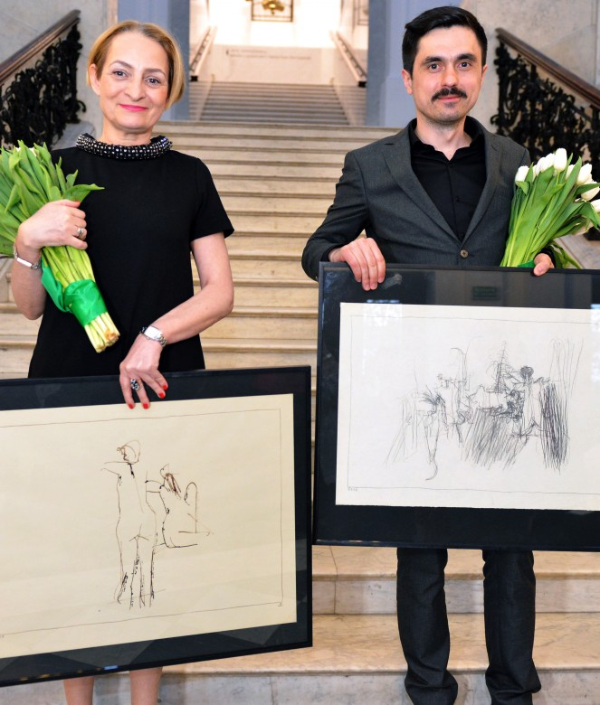 The Jerzy Stajuda Prize for Art Criticism