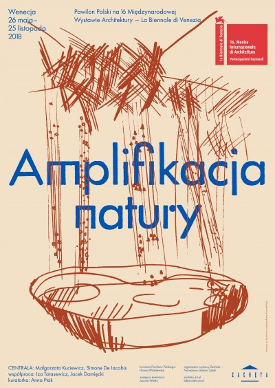 Grafika obiektu: 16th International Architecture Exhibition – La Biennale di Venezia