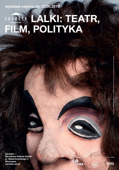 Grafika obiektu: Puppets: Theater, Film, Politics