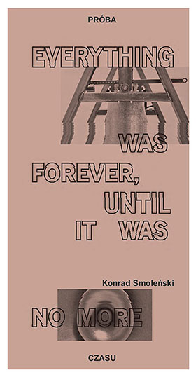 Grafika obiektu: Everything Was Forever, Until It Was No More - Time Test