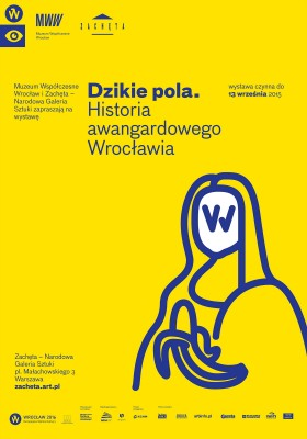 Grafika obiektu: The Wild West. A history of Wrocław's Avant-Garde