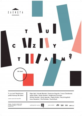 Grafika obiektu: I Read Here. Contemporary Polish Illustration for Children