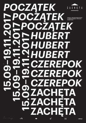 Grafika obiektu: Hubert Czerepok. The Beginning