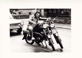 Zdjęcie pracy The Motor of My Art is an SHL